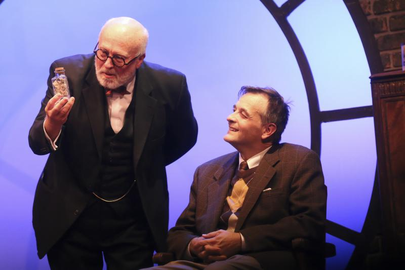 BWW Review: FREUD'S LAST SESSION Is A Rousing Debate At A.D. Players