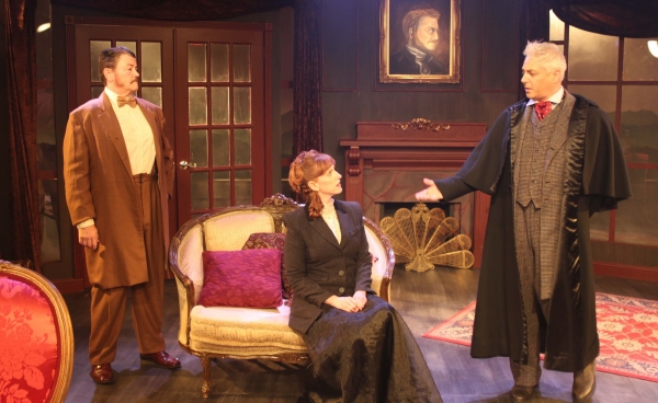 Photo Flash: First Look at Actors Co-op's HOUND OF THE BASKERVILLES