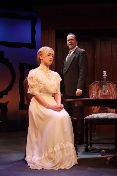 Photo Flash: First Look at Hampton Theatre Company's AN INSPECTOR CALLS