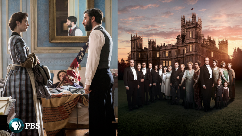 Pbs Announces Downton Abbey Premiere Date Full Winter