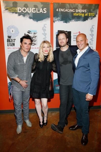 David LaChapelle, Courtney Love, Todd Almond, Mark Subias