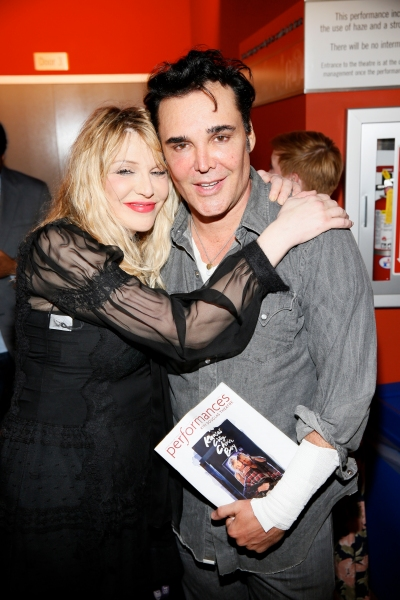 Courtney Love, David LaChapelle
