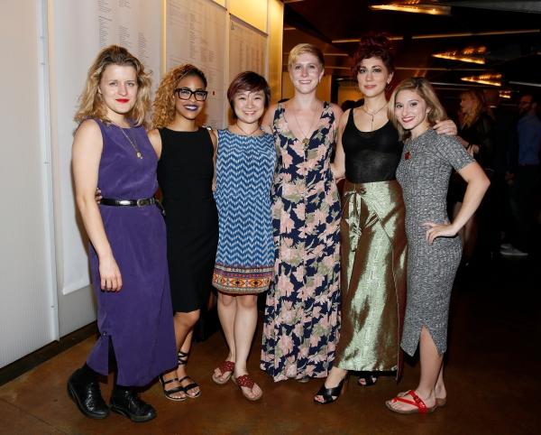 Kate Douglas, Sylver Wallace, Angel Lin, Molly McAdoo, Barrie McLain, Angela Sclafani Photo