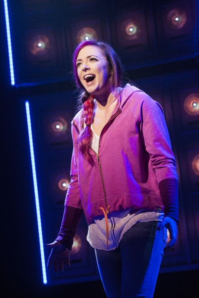 Photo Flash: First Look at Desi Oakley and More in GIRLSTAR at DC's Signature Theatre
