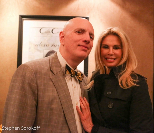 Will Friedwald & Patty Farmer, Playboy Swings, The Persian Room Presents Photo