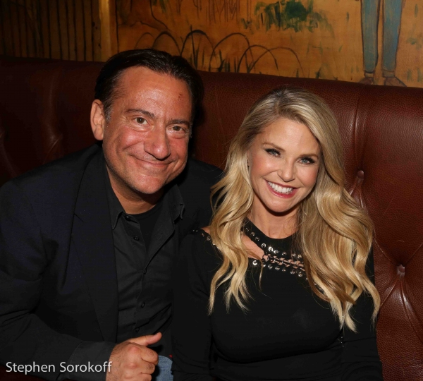 Eugene Pack & Christie Brinkley