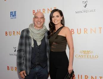 Michael Symon and Katie Lee