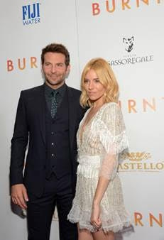 Bradley Cooper and Sienna Miller