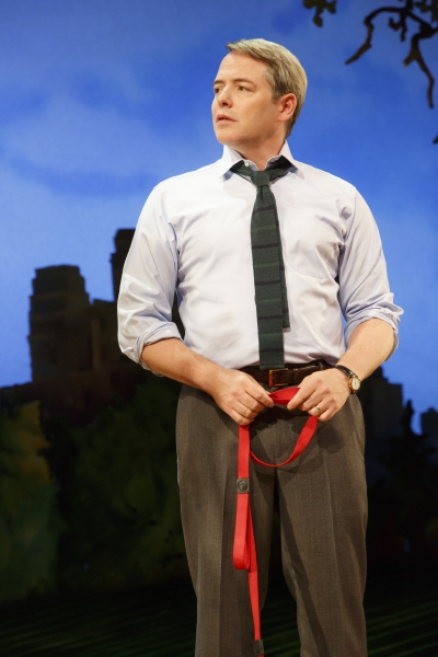 Photo Flash: Dog Days of Broadway- First Look at Annaleigh Ashford, Matthew Broderick & More in SYLVIA!