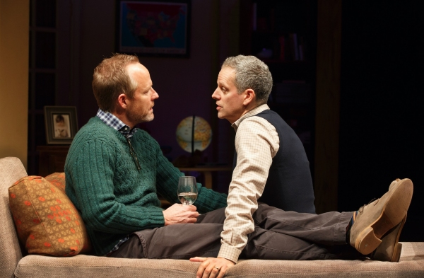 John Benjamin Hickey and Patrick Breen Photo
