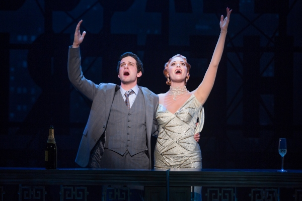 Photo Flash: First Look at Michael Williams, Emma Stratton & More in BULLETS OVER BROADWAY National Tour