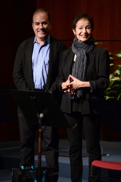Founding Program Chairs Stephen Flaherty and Lynn Ahrens