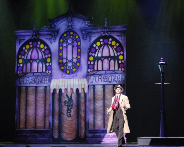 Photo Flash: Sneak Peek at Josh Grisetti, Shuler Hensley, Mariand Torres and More Onstage in PRINCE OF BROADWAY in Japan