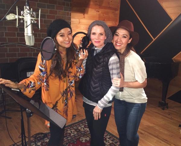 Ashley Park, Kelli O'Hara and Ruthie Ann Miles (Photo Courtesy of Lynn Pinto)