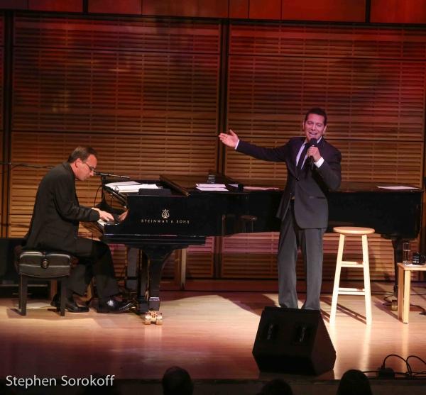Photo Coverage: Michael Feinstein Brings STANDARD TIME and Johnny Mercer's Lyrics To Zankel Hall