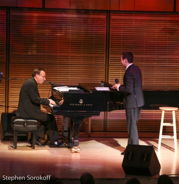 Tedd Firth & Michael Feinstein