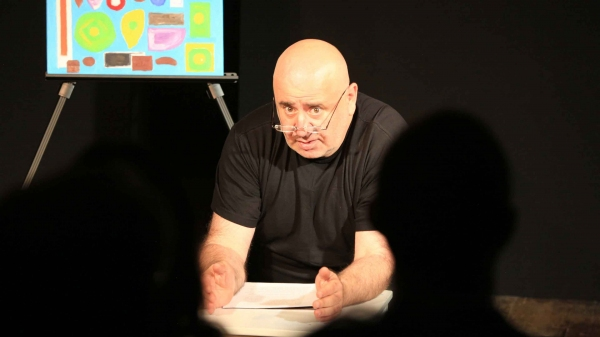 Photo Flash: Arthur Elbakyan's New Paintings to Be Featured in MY INSANE SHAKESPEARE