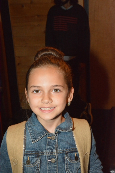 Exclusive Photo Coverage: The MATILDA Kids Celebrate Christmas with Carols For A Cure!