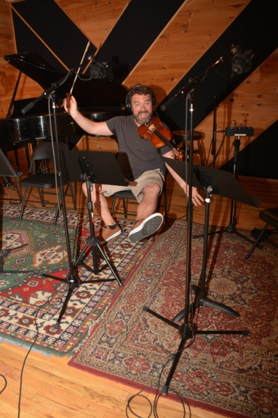 Exclusive Photo Coverage: The MATILDA Kids Celebrate ... Jonathan Dinklage Violinist
