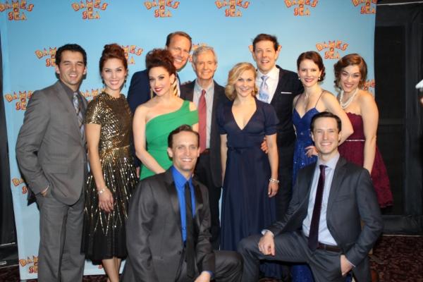 Photo Coverage: DAMES AT SEA Company Celebrates Opening Night!