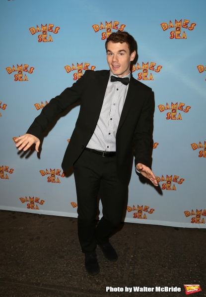 Photo Coverage: Broadway's Best Gathers at the Helen Hayes for Opening Night of DAMES AT SEA