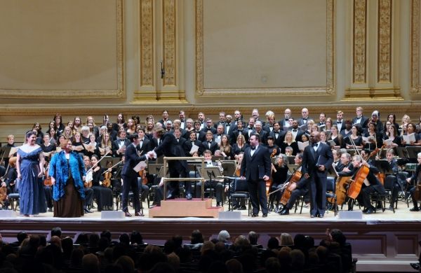 Photo Flash: MidAtlantic Opera Performs 'Prayer for Peace' Concert
