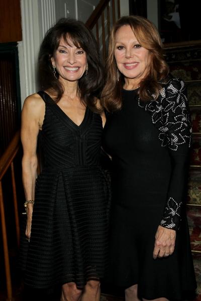 Susan Lucci and Marlo Thomas