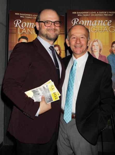 Carl Andress and Joe Godfrey Photo