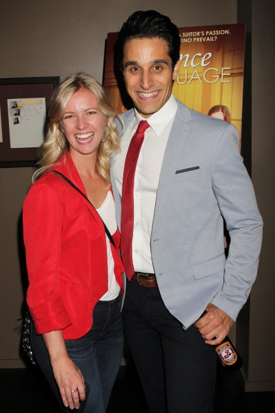 Whitney Bashor and Jared Zirilli