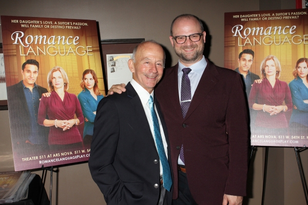 Photo Flash: ROMANCE LANGUAGE Celebrates Opening Night Off-Broadway
