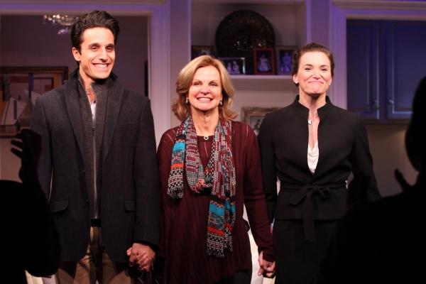 Jared Zirilli, Audrey Heffernan Meyer, and Mairin Lee Photo