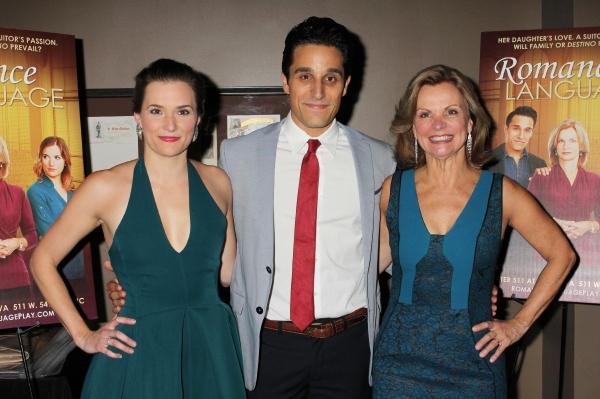 Mairin Lee, Jared Zirilli, and Audrey Heffernan