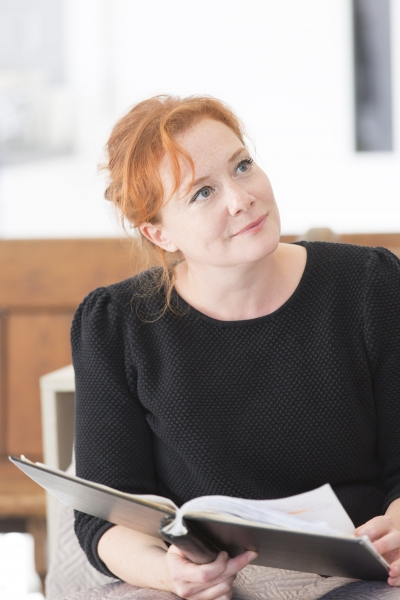 Photo Flash: In Rehearsal with THE DISTANCE at Sheffield