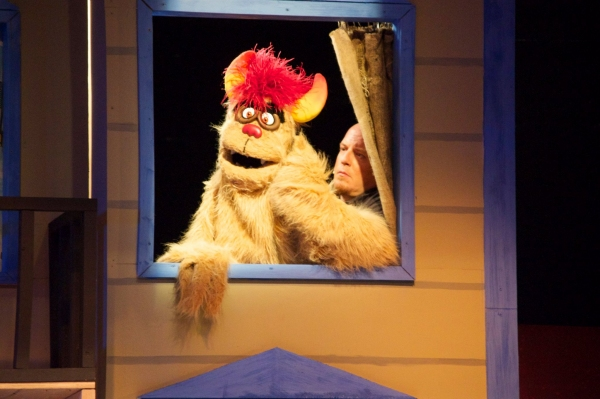 Photo Flash: First Look at Highland Park Players' AVENUE Q, Closing This Sunday