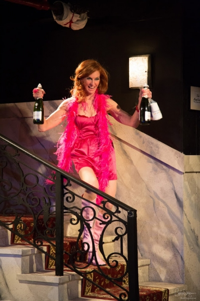 Photo Flash: First Look at T. Schreiber Studio & Theatre's THE HOT L BALTIMORE