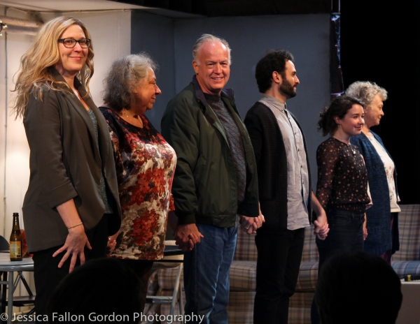 Photo Coverage: Roundabout Celebrates Opening Night of Stephen Karam's THE HUMANS