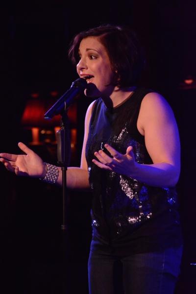 Photo Coverage: Hunter Ryan Herdlicka, Daisy Eagan & More Sing SONDHEIM UNPLUGGED