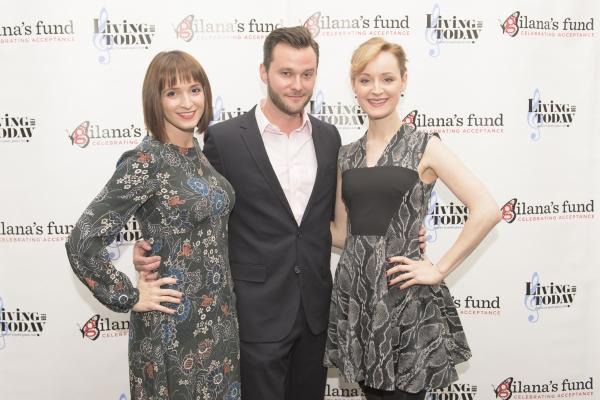 Emily Padgett, Matthew Hydzik, & Erin Davie