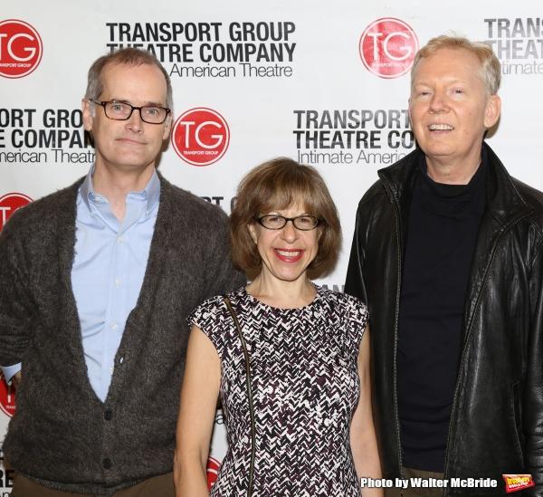 Director Jack Cummings III, Jackie Hoffman, John Epperson