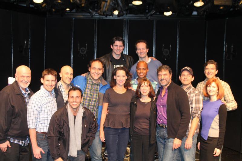 Photo Flash: York Theatre's ROTHSCHILD & SONS Meets Original Broadway, Revival Casts