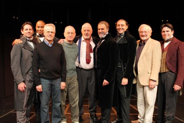 Christopher M. Williams, Curtis Wiley, Alan Gruet, David Garfield, Paul Hecht, Robert Photo