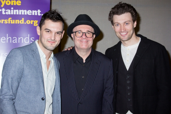 Photos: Debra Messing, Nathan Lane, Stockard Channing & More Team Up to Benefit Actor's Fund!