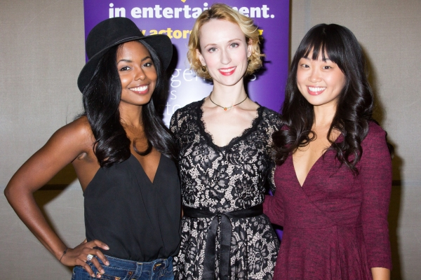Adrienne Warren, Victoria Mack, Alice Lee