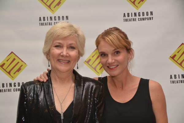 Photo Coverage: Abingdon Theatre Company Celebrates Jane Greenwood, Heather Henderson & Mark Sendroff