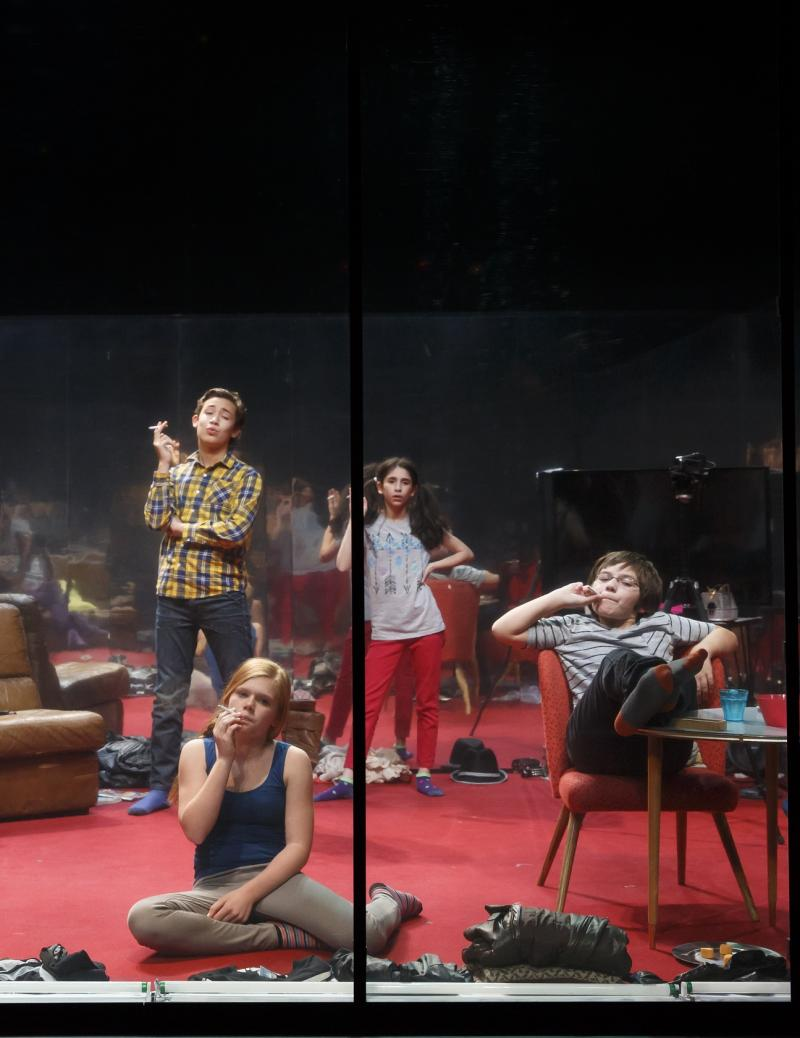 BWW Review:  Gob Squad's BEFORE YOUR VERY EYES Puts Kids On Display