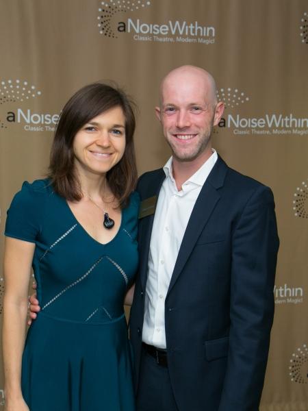 Vicky Degtyareva and Michael Bateman Photo