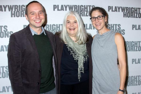 Jordan Harrison, Lois Smith, Anne Kauffman