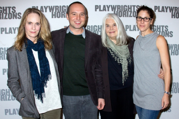 Lisa Emery, Jordan Harrison, Lois Smith, Anne Kauffman