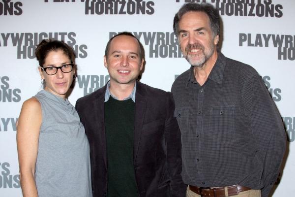 Anne Kauffman, Jordan Harrison, Tim Sanford