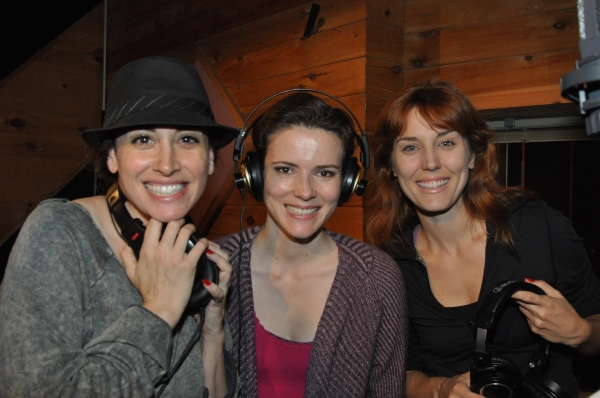 Exclusive Photo Coverage: DAMES AT SEA Company Gets in the Holiday Spirit for Carols For A Cure!
